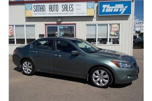 2008 Honda Accord EX-L V6 EX-L*Leather*V6