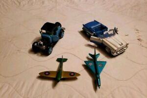 Two Miniature Cars, Two Miniature Planes