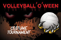 Co-ed Halloween Volleyball Tournament