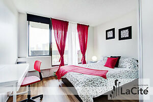 Student Living in the Heart of Montreal! Save with Roommates!