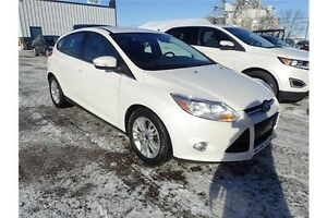 2012 Ford Focus SEL | ONLY 63K | CERTIFIED + E-Tested