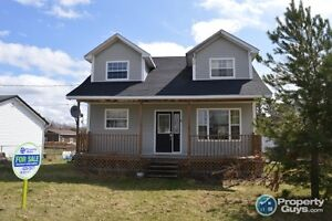 Many upgrades, walk to trails & schools, minutes from Gander.