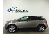 2013 Ford EDGE SEL- AWD! HITCH! PANO SUNROOF! NAV! LOADED!