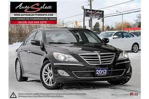 2012 Hyundai Genesis ONLY 67K! **TECHNOLOGY PKG** CLEAN CARPROOF