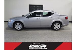 2013 Dodge Avenger Base FUEL ECONOMY, POWER-TRAIN WARRANTY