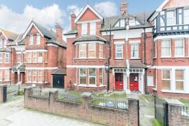 Large modern studio flat 6 minutes from Streatham Station. Furnished or part-furnished.