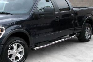 Side Steps - 4-1/2 Oval 09-14 F-150 Extended - Super Sale