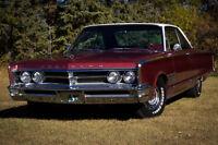 1966 Chrysler 300 2 door Hard Top