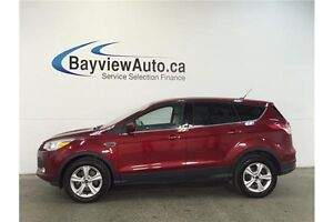2014 Ford ESCAPE SE- 4WD! ECOBOOST! CLEAN CARPROOF! REVERSE CAM!