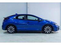 Honda CIVIC I-VTEC SE PLUS NAVI (blue) 2017