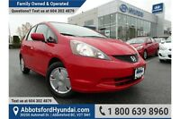 2010 Honda Fit LX W/- Hatchback & AM/FM-Stereo w. MP3-Decoder