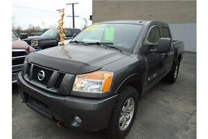 "2012 Nissan Titan PRO-4X ""GUARANTEED FINANCING"" BE APPROVED!!"