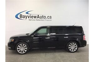 2016 Ford FLEX LTD- AWD! ECOBOOST! ADAPTIVE CRUISE! NAV! BLIS!