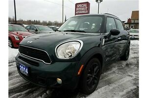 2014 Mini Countryman Cooper S Cooper S !! ALL 4 AWD !!! NAVI...