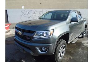 """2015 Chevrolet Colorado Z71 """"LIKE NEW"""" RATES AS LOW AS 3.99% WOW"""