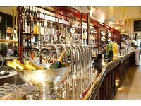 Bartender Required for All-Day Brasserie in London Victoria (Immediate Start)