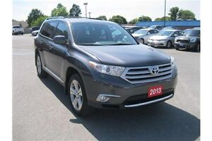 2013 Toyota Highlander V6 Kingston Kingston Area image 7