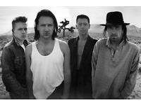2 x U2 Tickets Sunday 9th July Twickenham Stadium!