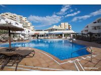 Costa del Sol Spain apartment self-catering holiday November