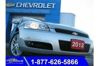 2012 Chevrolet Impala LTZ - Leather, Bluetooth & Accident Free