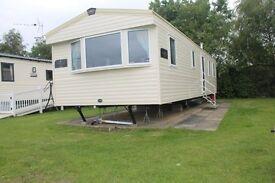 Brand New (2016) 8 Berth Caravan for Rent at Seton Sands