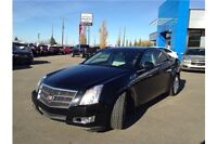2008 Cadillac CTS Heated and Cooled Leather