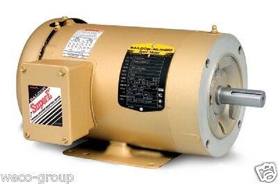 Cem3545 1 Hp 3450 Rpm New Baldor Electric Motor