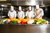 LMIA available for experienced Cooks in Canada