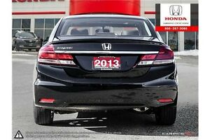 2013 Honda Civic EX POWER SUNROOF   REAR VIEW CAMERA   BLUETOOTH Cambridge Kitchener Area image 5