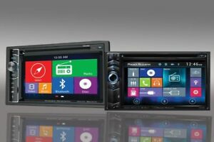 Double Din AM/FM/DVD/Bluetooth 6.2 Inch