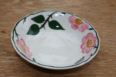Wildrose, Villeroy & Boch, Dessertschalen, 16 cm Durchmesser, gebraucht Rose Dessert
