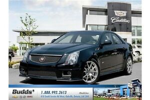 2011 Cadillac CTS-V Base SAFETY AND E-TESTED