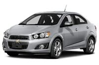 2015 Chevrolet Sonic LT Auto Vancouver Greater Vancouver Area Preview