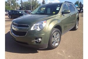 2015 Chevrolet Equinox 2LT Leather Interior! Touch Screen Radio!
