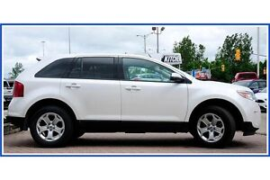 2013 Ford Edge SEL SEL/AWD/LEATHER/V6/PANO ROOF/CAMERA/PLATINUM Kitchener / Waterloo Kitchener Area image 5