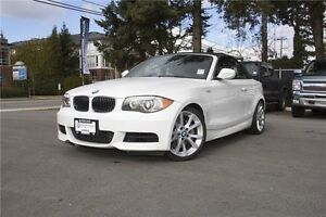 2012 BMW 135 i ACCIDENT FREE, LOCAL CAR, EXCELLENT CONDITION