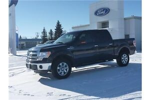 2014 Ford F-150 XLT XTR PACKAGE