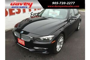 2013 BMW 320 i xDrive DUAL CLIMATE, LEATHER INTERIOR, SUNROOF
