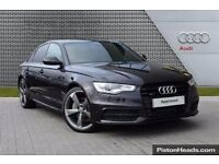Nov 2013 Audi A6 2.0 Tdi S Line Black Edition 177bhp, FASH! STUNNING EXAMPLE! GREAT SPEC!