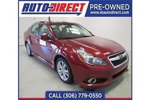 2013 Subaru Legacy 2.5i Convenience Package