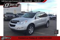 2009 Chevrolet Traverse 2 PANEL SUNROOF, SEATS 7, BLUETOOTH