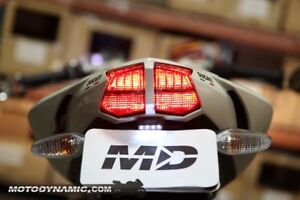 2009 - 2015 Ducati Streetfighter Sequential LED Taillight
