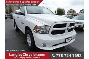 2014 RAM 1500 ST w/ Power Accessories & A/C