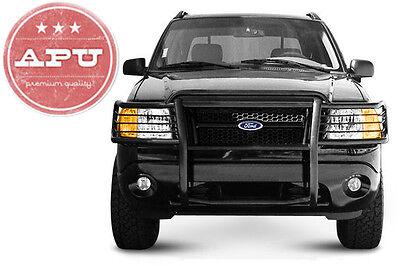 APU fits 2002-2005 Ford Explorer Grille Brush Guard Push Bar bumper protect ligh ()