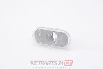 Blinker Links oder Rechts Weiß Sofortversan. Opel Vivaro Seitenblinker 08//2001-