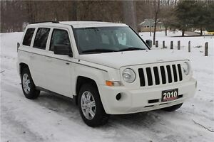2010 Jeep Patriot Sport/North | CERTIFIED + E-Tested Kitchener / Waterloo Kitchener Area image 7