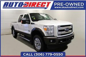 2016 Ford F-250 Lariat King Ranch