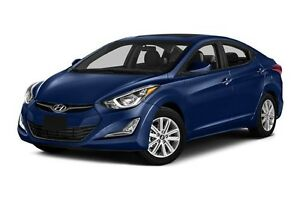 2014 Hyundai Elantra GL MANUAL TRANSMISSION & CERTIFIED ACCID...