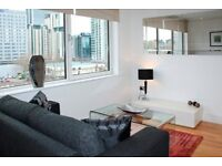 Studio apartment set on 5th floor of Popular Canary wharf development Indescon Square-TG