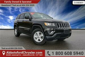 2016 Jeep Grand Cherokee Laredo W/ Bluetooth Hands Free
